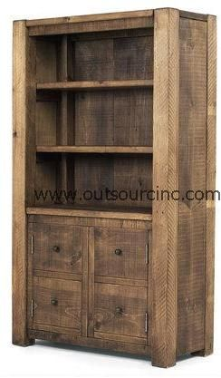 Chunky Bookcase