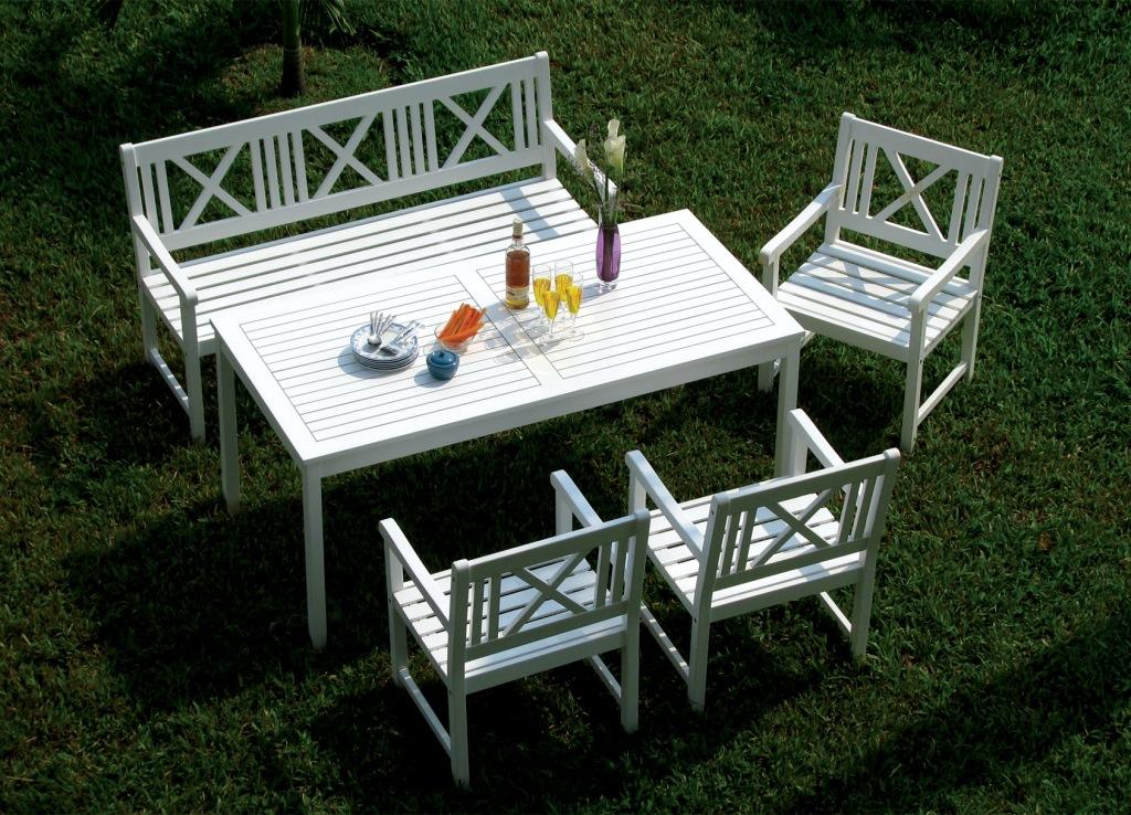 White Painting Set